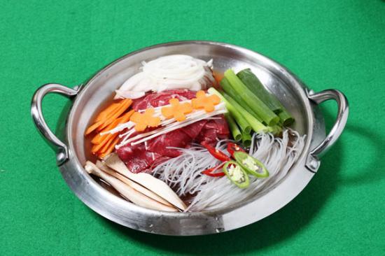 한우 전골 (600g(1근))