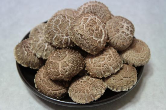겨울, 봄 표고버섯(선..