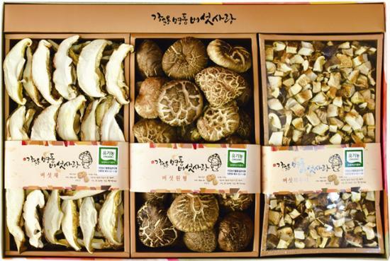 버섯사랑세트(특)