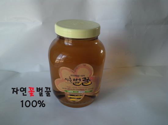 잡화꿀(산야초)2.4kg